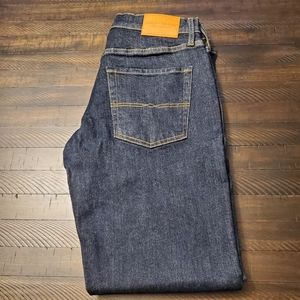 """Lucky Brand 221 Straight Fit Jean 34"""" Inseam"""